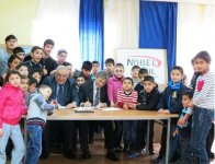 Nobel Oil supports children in need in Azerbaijan (PHOTO) - Gallery Thumbnail