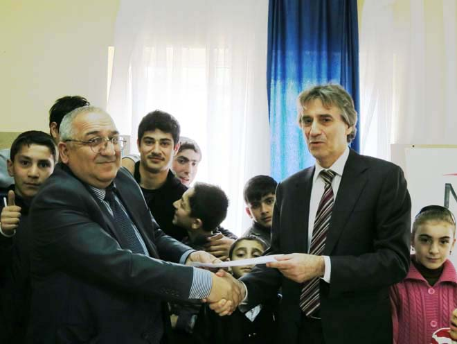 Nobel Oil supports children in need in Azerbaijan (PHOTO) - Gallery Image