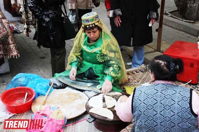 В Баку проходит Международный фестиваль Новруза и праздничная ярмарка (ФОТО) - Gallery Image