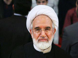 Iran's 2009 election opposition leader resigns as party chair