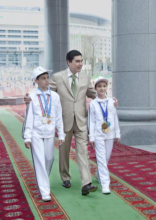 Охрана здоровья населения – одно из приоритетных направлений внутренней политики Туркменистана - Gallery Image