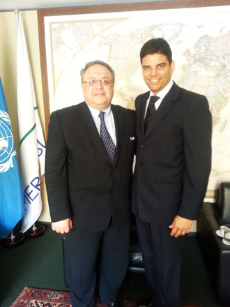 Azerbaijani, Brazilian Foreign Ministries hold political consultations (PHOTO) - Gallery Image