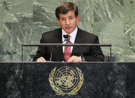 Turkish PM calls for reform in UN system