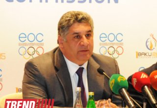 Greece to hold presentation of first European Games in Baku
