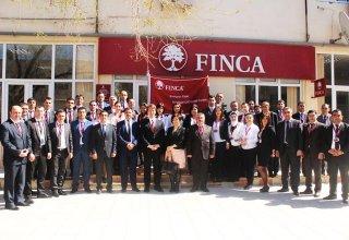 """""""FINCA Azerbaijan""""ın Beyləqan filialının yeni ofisinin açılışı olub"""