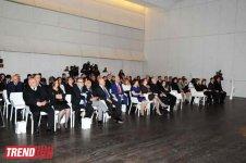 В Центре Гейдара Алиева  состоялась презентация книги немецкого композитора  Рихарда Вагнера «Моя жизнь» (ФОТО) - Gallery Thumbnail