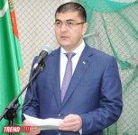 В Баку прошли спортивные соревнования в рамках туркменского «Месяца здоровья и счастья»  (ФОТО) - Gallery Thumbnail