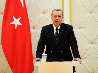 Turkey, Azerbaijan - strategic partners, Turkish president says