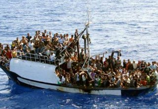 53 illegal immigrants rescued off Libya's western coast