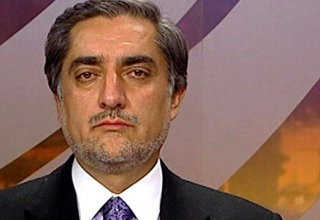 Abdullah calls on election officials to halt Afghan vote count