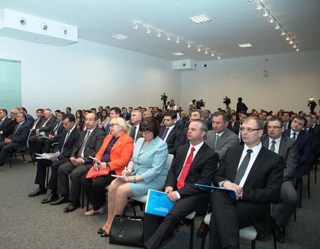 Азербайджанские компании приглашены в Россию для строительства крупных спортивных объектов (ФОТО) - Gallery Image