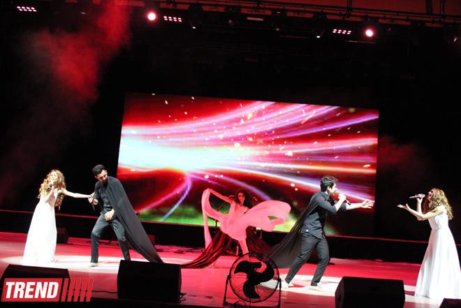 """III """"Univiziya"""" Tələbə Mahnı Müsabiqəsinin yarımfinalı keçirildi (FOTO) - Gallery Image"""