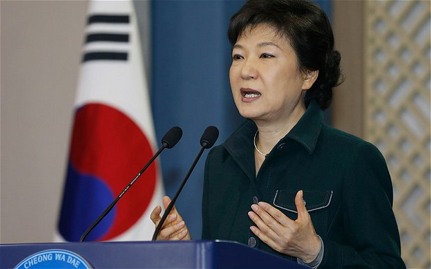 S.Korea President Park names ex-top judge to replace prime minister