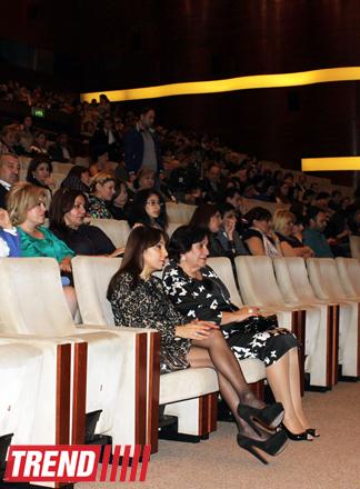 В Баку прошел музыкальный ретро-вечер, посвященный 90-летию со дня рождения Тофига Ахмедова (ФОТО) - Gallery Image