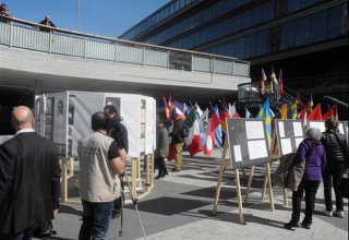 """Action in connection with """"Armenian Genocide"""" in Sweden fails (PHOTO)"""