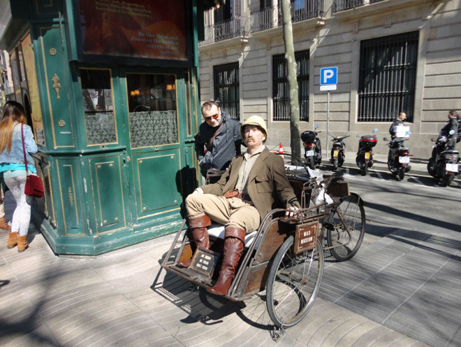 Барселона - главная туристическая жемчужина Испании глазами азербайджанского путешественника (ФОТО) - Gallery Image