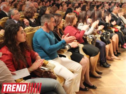В Баку прошел вечер классической музыки, посвященный 80-летию Рамиза Миришли (ФОТО) - Gallery Image