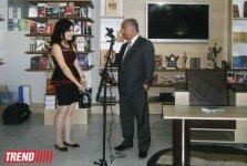 В Баку состоялась презентация новых книг известного писателя Натига Расулзаде (ФОТО) - Gallery Thumbnail