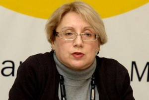 Human rights activist Leyla Yunusova and spouse charged with betrayal of motherland