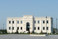 New office building of Agdash district branch of New Azerbaijan Party commissioned - Gallery Thumbnail