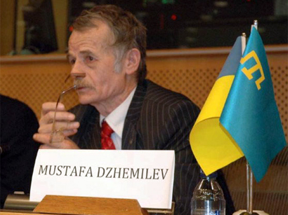 Turkey condemns Crimea for denying Dzhemilev's entry