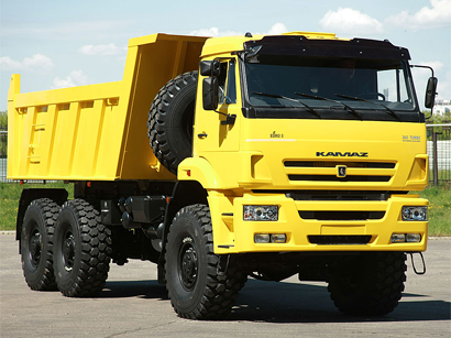 KAMAZ to provide Turkmenistan with large batch of vehicles