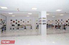 Azərbaycanda kitabsevərlər üçün yeni məkan (FOTO) - Gallery Thumbnail