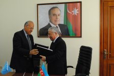 Azerbaijani Agriculture Ministry, FAO to implement new project - Gallery Thumbnail