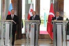 Ilham Aliyev: Azerbaijan-Georgia-Turkey trilateral format unique (PHOTO) - Gallery Thumbnail