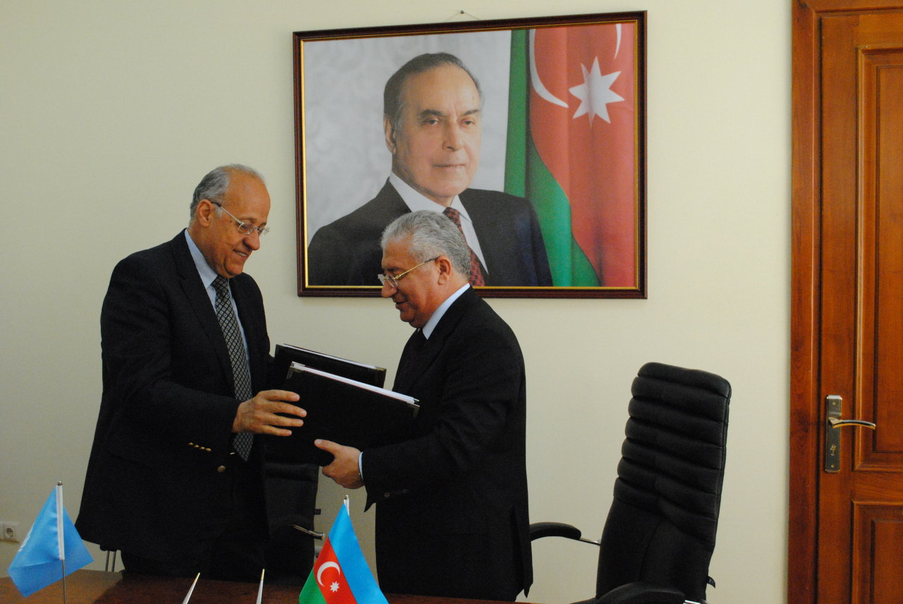 Azerbaijani Agriculture Ministry, FAO to implement new project - Gallery Image