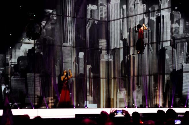 """Фотосессия первого полуфинала """"Евровидения-2014"""" - Gallery Image"""