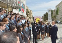 Президент Ильхам Алиев: Услуги, забота, внимание к гражданам Азербайджана должны быть на самом высоком уровне (ФОТО) - Gallery Thumbnail