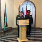 Azerbaijan, Croatia discuss military and technical cooperation - Gallery Thumbnail
