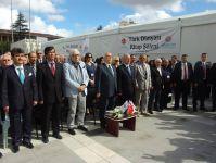 Türk dünyasının naşirləri və yazarları Əskişəhərdə görüşdü (FOTO) - Gallery Thumbnail