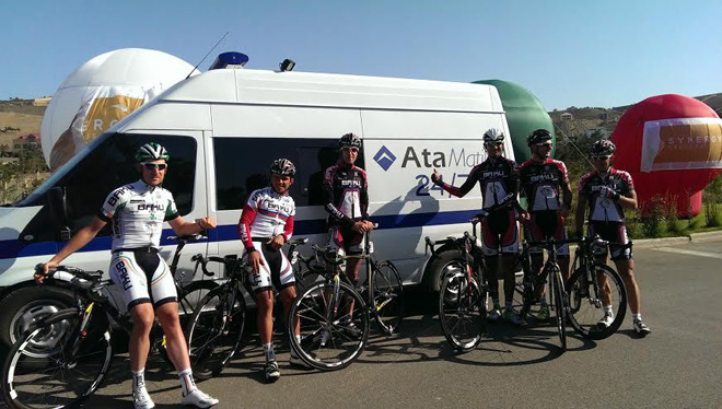 AtaBank supports Tour d'Azerbaijan prestigious sporting event - Gallery Image