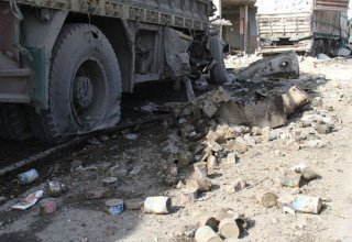 Syrian Air Force bombards Turkish aid convoy (UPDATE)