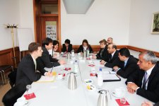 Azerbaijani MP discusses Nagorno-Karabakh conflict in German Foreign Ministry (PHOTO) - Gallery Thumbnail