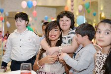 Leyla Aliyeva attends event on festivities for children at orphanages and boarding schools - Gallery Thumbnail
