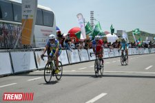 Stage 4 of Tour d'Azerbaidjan-2014 cycling race ended - Gallery Thumbnail