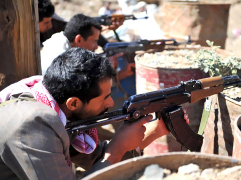 25 killed in Yemen army clashes with rebels