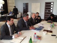Azerbaijan, France discuss youth and sports cooperation (PHOTO) - Gallery Thumbnail