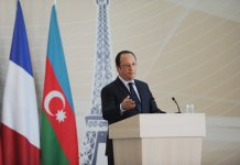 Francois Hollande: There is very high level of economic development in Azerbaijan - Gallery Thumbnail