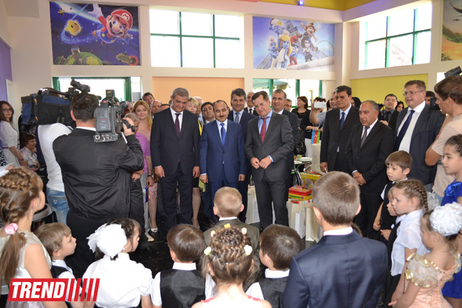 Russia's Astrakhan oblast interested in expanding cooperation with Azerbaijan (PHOTO) - Gallery Image