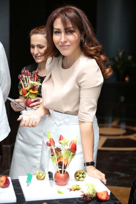 "Fairmont Baku Hotel and Lady.Day.Az. joint project ""FLadies"" charity marathon(PHOTO-VIDEO) - Gallery Image"