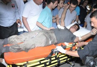 Turkey continues operations to rescue people from collapsed mine