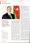 Ilham Aliyev: Azerbaijan's foreign policy underpinned by protection of national interests - Gallery Thumbnail