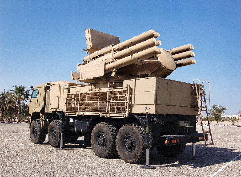 Russian Defense Ministry signs Pantsir-S delivery contract