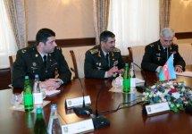 Azərbaycanın müdafiə naziri ATƏT-in Minsk qrupunun həmsədrlərini qəbul edib (FOTO) - Gallery Thumbnail