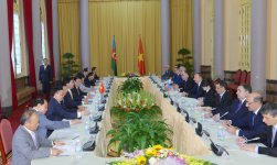 Azerbaijani and Vietnamese leaders meet in expanded format (PHOTO) - Gallery Thumbnail