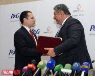 Baku 2015 European Games announces Procter & Gamble as first official partner (PHOTO) - Gallery Thumbnail